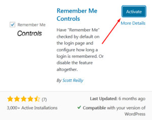 """How to disable """"Remember Me"""" option from WordPress login"""