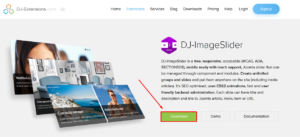 How to Add an Image Slider in Joomla