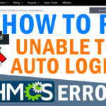 How to solve unable to auto login error in WHMCS